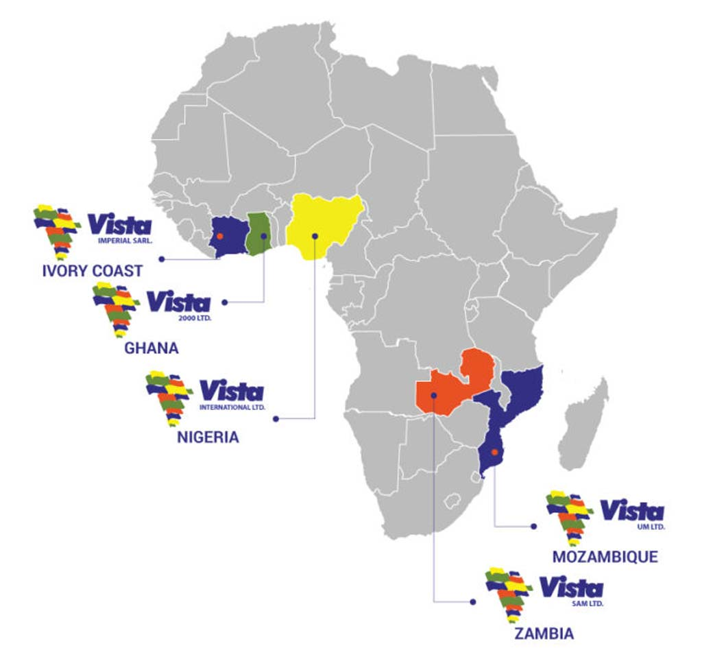 Vista Africa Holdings - paper suppliers in africa